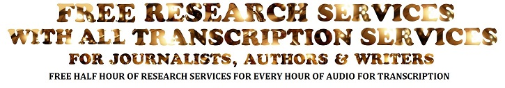 free research services for writers